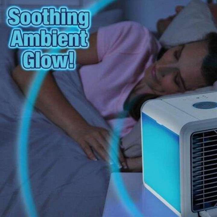 Mini aire acondicionado para casa o vehículo - 1