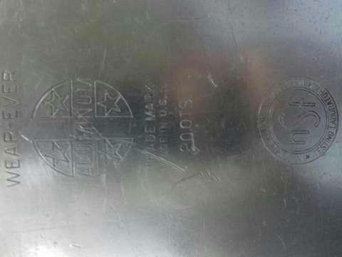 Olla de aluminio macizo - 2