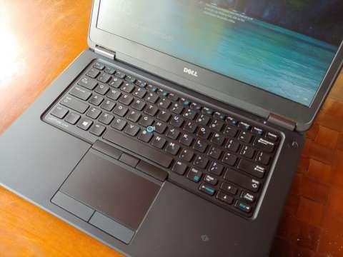 Ultrabook DELL e7450 i5 SSHD 8GB - 5
