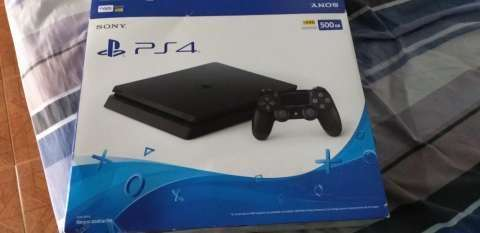 PlayStation 4 de 500 gb - 0