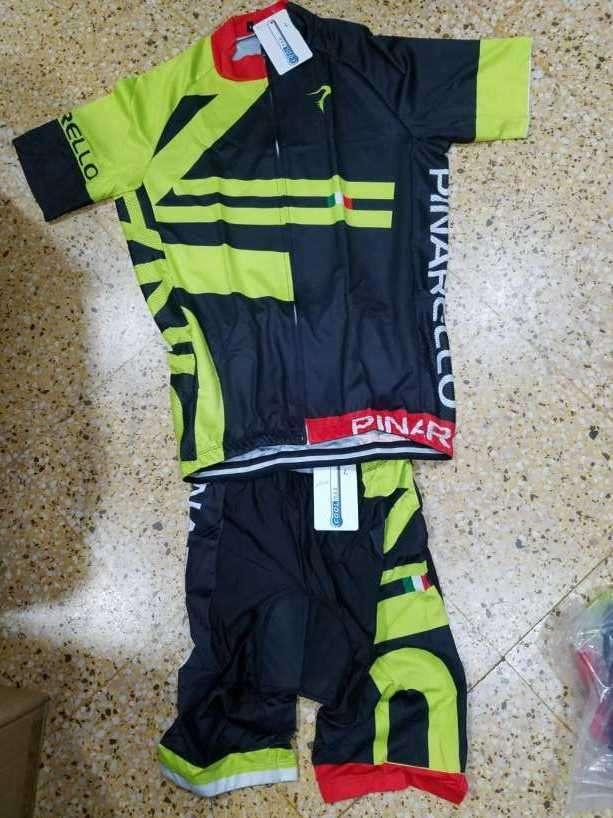 Conjuntos de ciclismo - 5