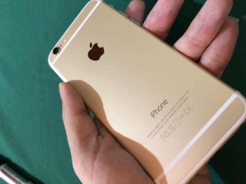 IPhone 6 de 128 gb dorado - 0