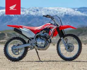 Moto Honda Crf250F
