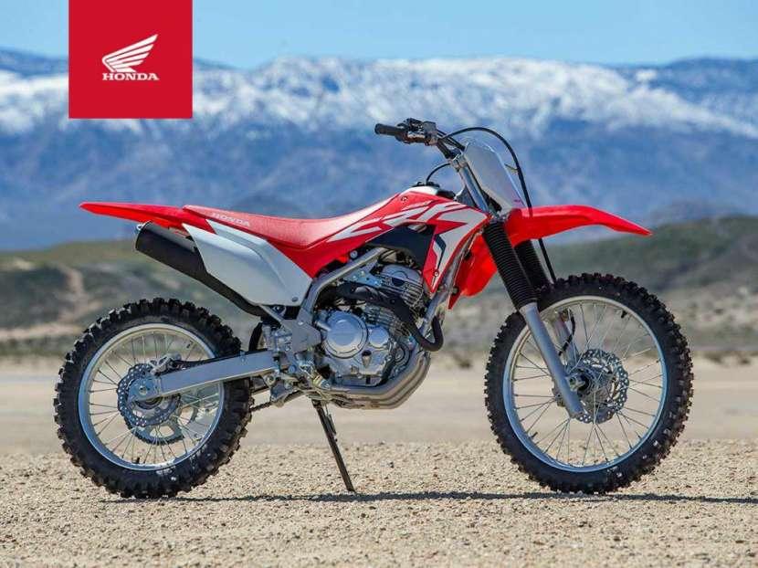 Moto Honda Crf250F - 0