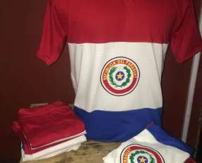 Remeras Paraguay