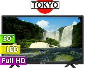 TV LED FHD Tokyo 50 pulgadas
