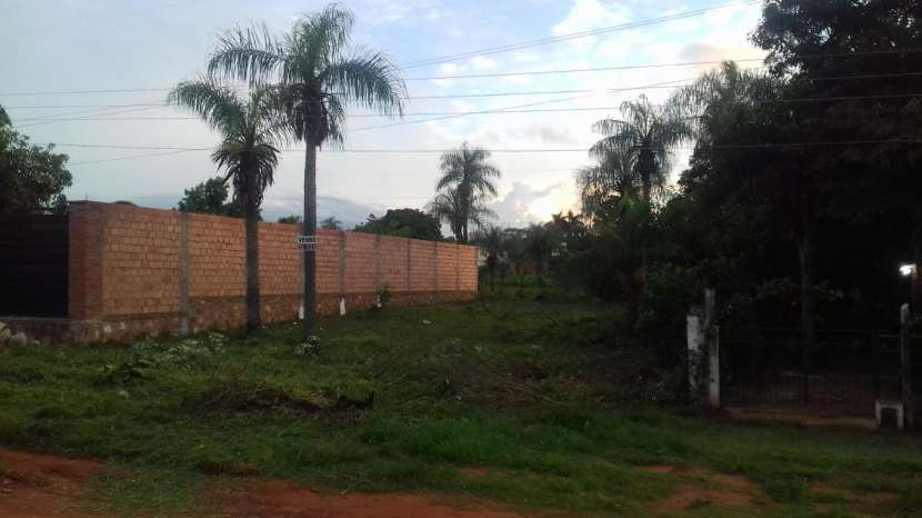 Terreno titulado en Itagua - 0