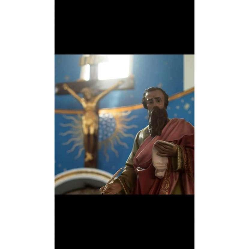 Imágenes religiosas en madera - 1