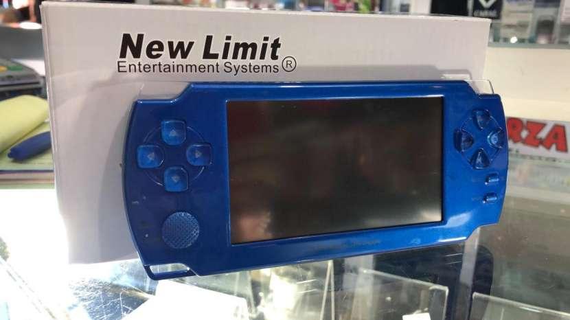 PSP new limit nuevo con 20 juegos - 1