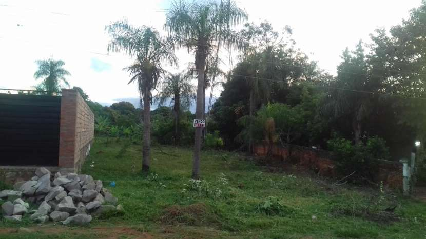 Terreno titulado en Itagua - 1