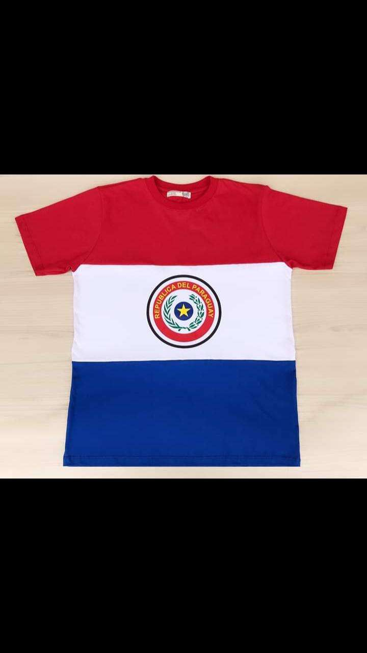 Remeras Paraguay - 2