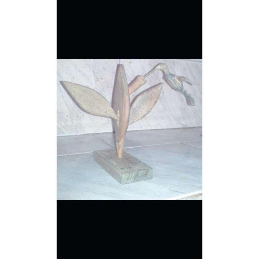 Imágenes religiosas en madera - 2