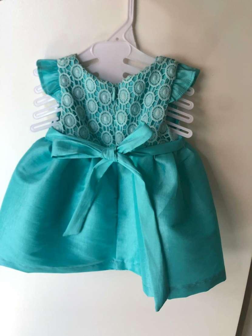 Vestidos para bebé 0-3 meses - 3
