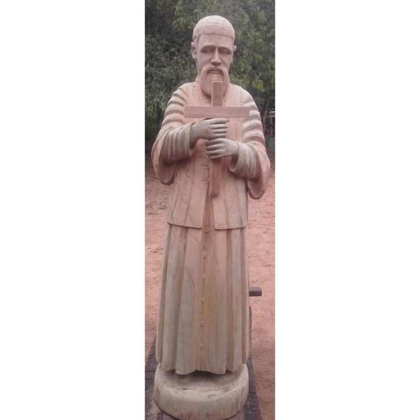 Imágenes religiosas en madera - 5