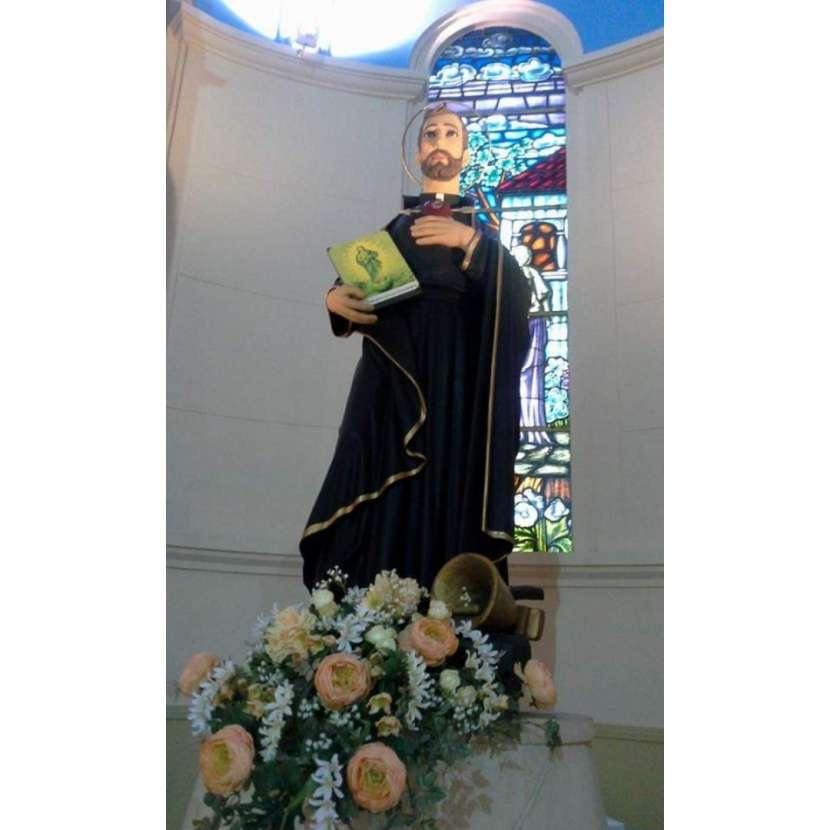 Imágenes religiosas en madera - 6