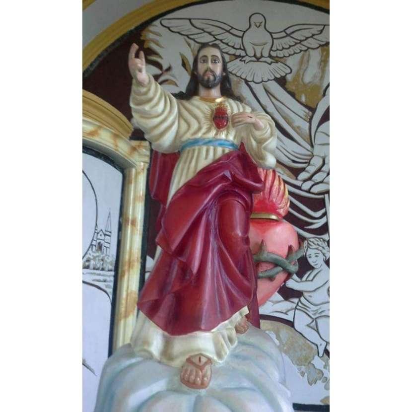Imágenes religiosas en madera - 8