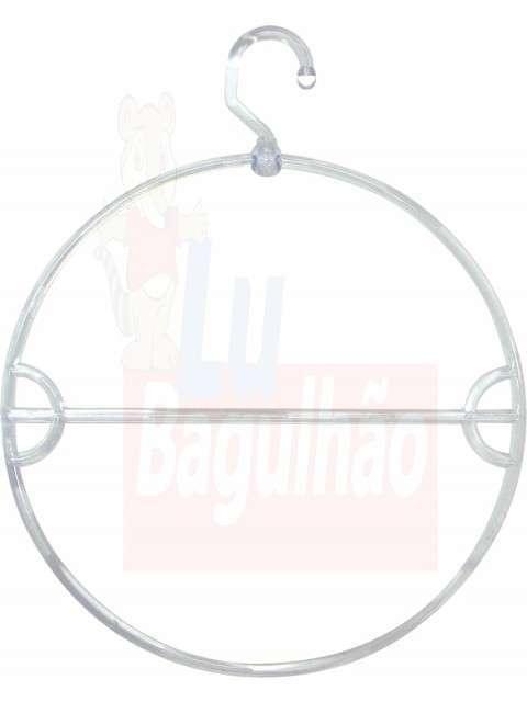 Percha Argola de cristal/unidad - 0