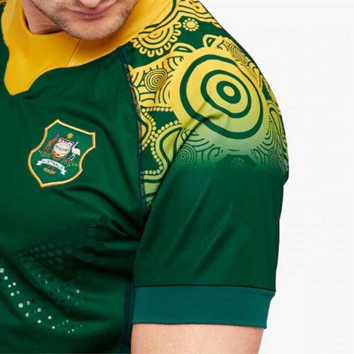 Camiseta de rugby Los Wallaby 2019 - 1