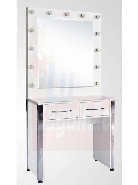 Espejo console Camarín simple - 0