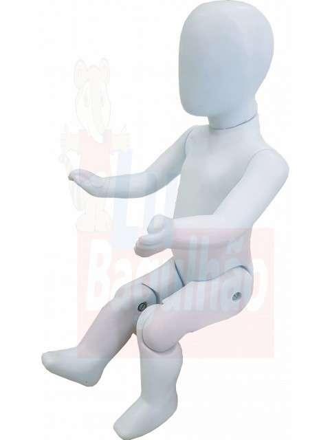 Maniquí de bebé articulado - 0