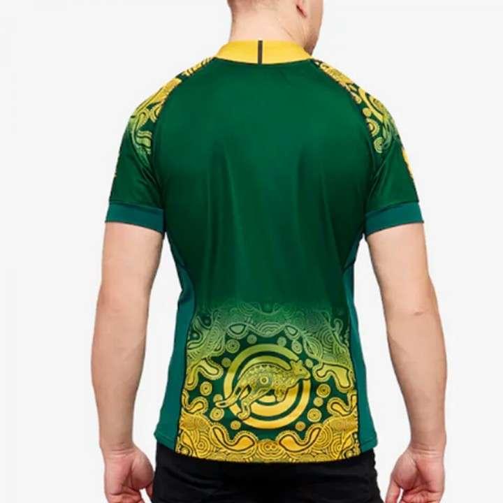 Camiseta de rugby Los Wallaby 2019 - 2