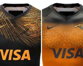 Camiseta de rugby Los Jaguares 2019