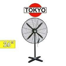 Ventilador Tokyo industrial - 1
