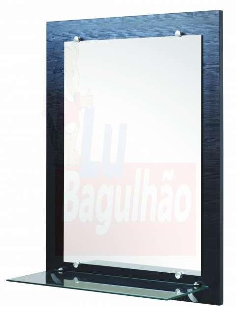 Espejo consola Máster Negro - 0