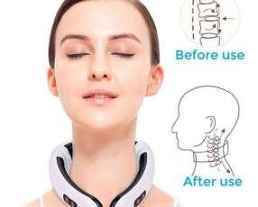 Masajeador de cuello terapéutico