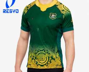 Camiseta de rugby Los Wallaby 2019