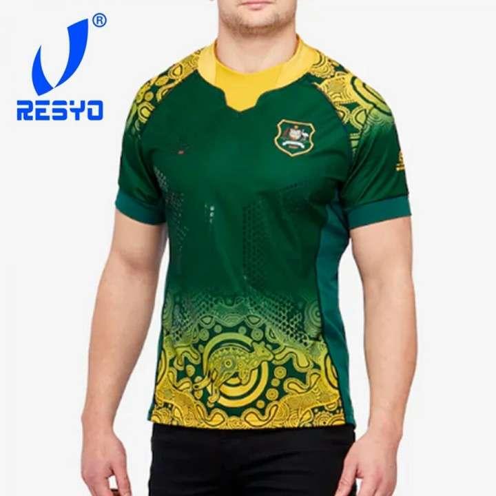 Camiseta de rugby Los Wallaby 2019 - 0
