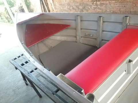 Bote de chapa zinc - 4