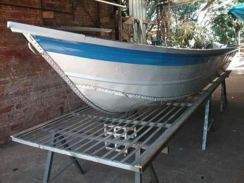 Bote de chapa zin - 3