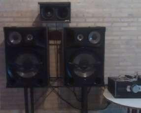 Equipo de sonido Sony Shake 7