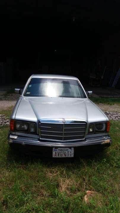 Mercedes Benz 1981 - 4