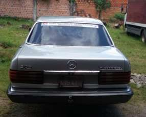 Mercedes Benz 1981
