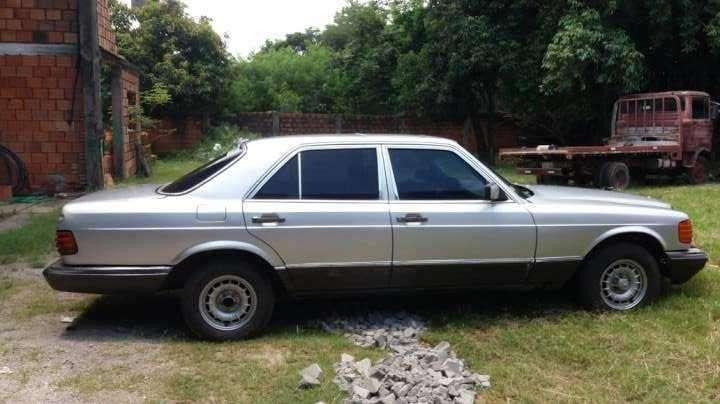 Mercedes Benz 1981 - 2