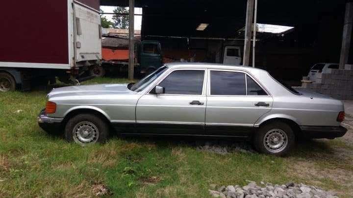 Mercedes Benz 1981 - 3