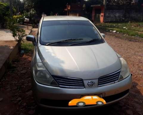 Nissan Tiida 2004 - 9