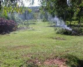 Terreno de 1080 m2 en Villarrica