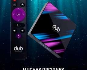 TV DUB Smart con más de 1.500 canales