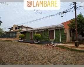 Casa en Lambaré zona Cacique