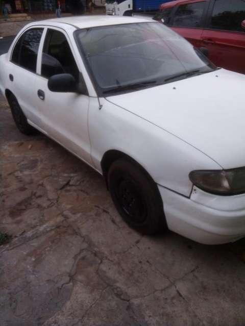 Hyundai Accent 1997 - 1