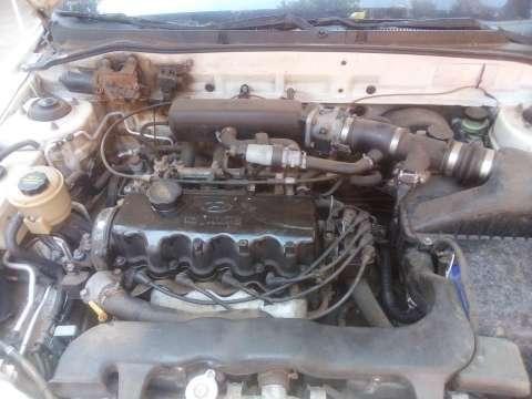 Hyundai Accent 1997 - 3