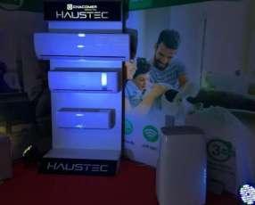 Aire acondicionado Haustec de 12.000 btu