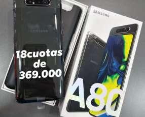 Samsung Galaxy A80 en 18 cuotas de 369.000 sin entrega inicial!!