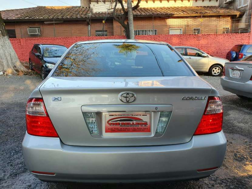 Toyota New Corolla 2006 - 4