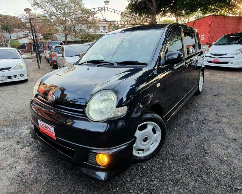 Toyota Sienta 2005 - 7