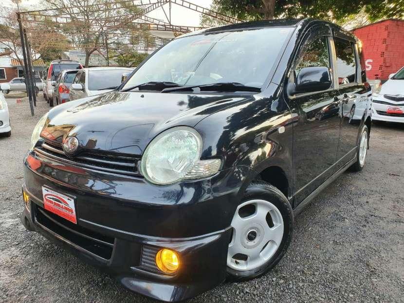 Toyota Sienta 2005 - 8