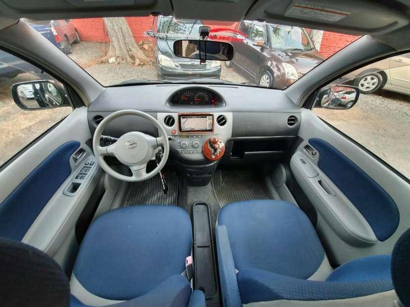Toyota Sienta 2005 - 9